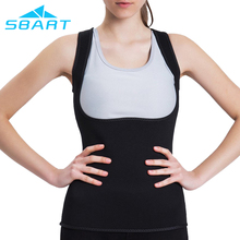 Slimming Neoprene Vest Hot Sweat Shirt Body Shapers trainer shapers for women