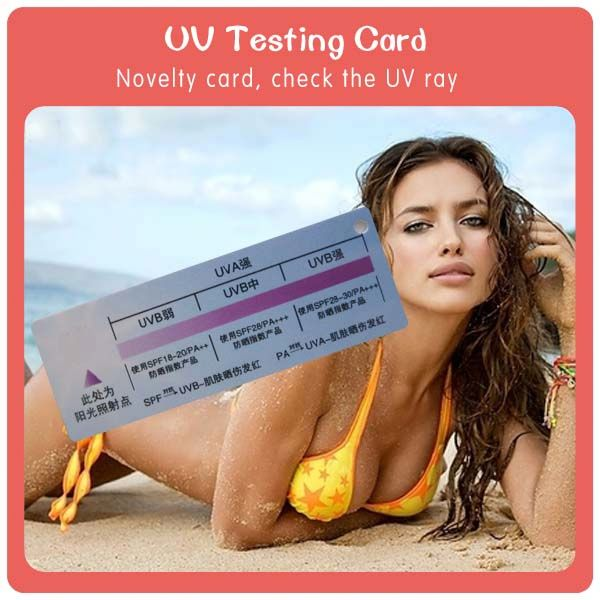 hot!!! spot uv barcode prox card