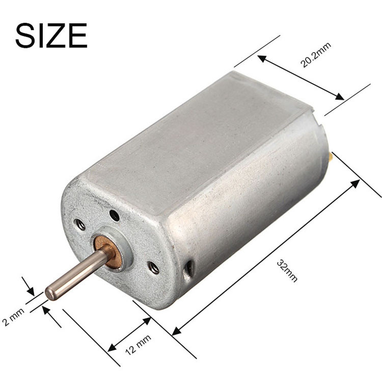 Manufacturers 180 Electric Small Brushed Dc Motor Buy