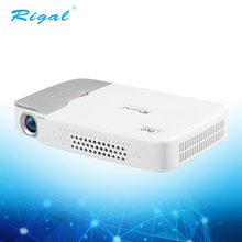 3D WIFI projector Support 1080P Home Theater dlp led projector