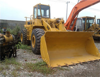 Hot sale cheap price 2008 Used CAT 966 966E 966G 966F 966H Front loader of Used CAT 966G Wheel loader