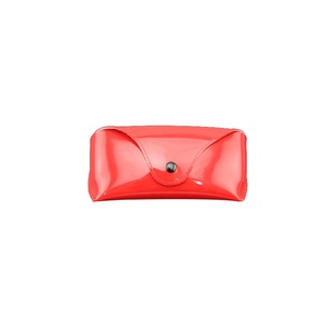 Classical Leather Sunglasses Case High Quality Brand Glasses Case for men Pu leather sunglasses case