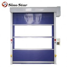 SINO STAR High speed roldeur/snelle roll up deur matching met <span class=keywords><strong>auto</strong></span> wassen machine