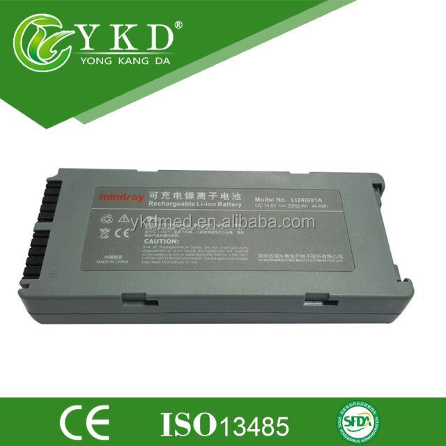 Patient Minotor Battery BeneHeart D3 defibrillator Rechargeable Battery 022-000034-00,low cost