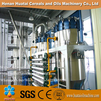 2017 China Widely Used Groundnut Crude Edible Oil Refinery Equipment from Huatai Factory