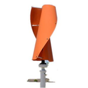high quality 1000w vertical axis wind turbine generator generate electricity steel casting manufacturer