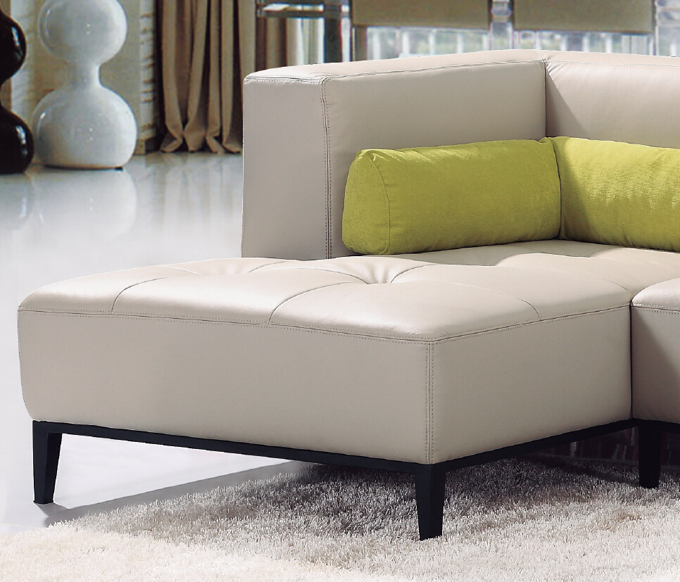 Leather L Shape Sofa Design: Modern New L Shaped Sofa Designs Living Room Italy Leather