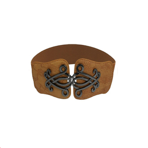 china supplier of leather waistband,Elastic Waist Belt Cinch