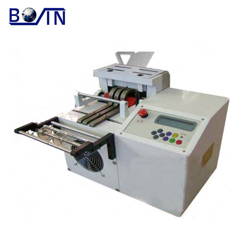 pvc tube cutting machine production line
