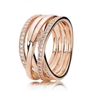 Kailefu Jewellery d ring 180919CZ