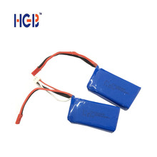 High discharge rate HGB703048 7.4V 850mAh Rc Lipo Batteries For Rc UAV/Aircraft With High Quality