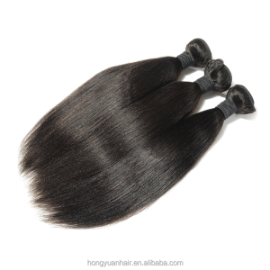Alibaba china 100% Human Virgin Hair Natural Color Silky Straight Stock Price 7a unprocessed brazilian virgin hair