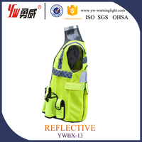 Economic and Reliable work safety warning reflective vest--- With Good Quality