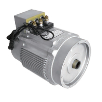 Thermally Protected 60volt 5kW Electric Motor for Mini Van