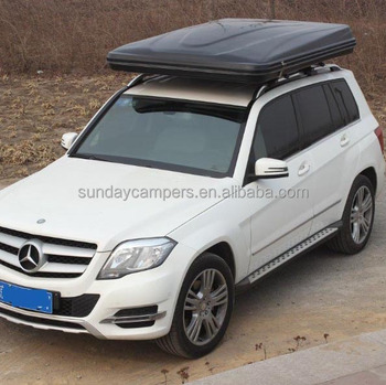 Tent Box Roof Tent | British Automotive
