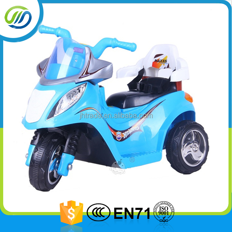 Baby Electric Bike 3 Wheel Electric Bicycle Manufacture Kids Motor For 3 years Old