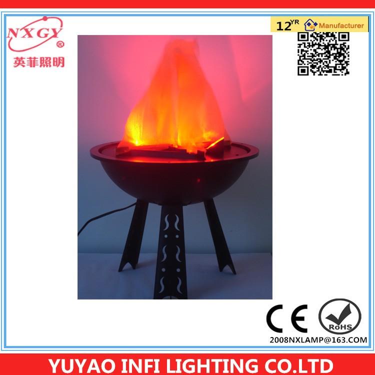 Craft Fire Flame Lamp/halloween Rekwisieten Bar Levert Desktop ...