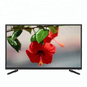2018 hot sale model 32 inch low power consumption led tv, big screen hd tv smart , as seen as lcd tv