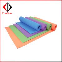 Wholesale yoga mat material rolls , custom organic eva yoga mat