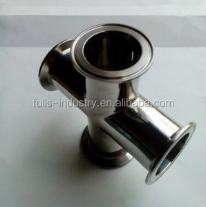 Stainless Steel clamp Cross