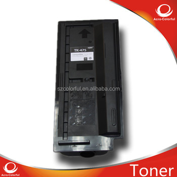 Wholesale TK 475/476/477/478/479 compatible new full black toner ...