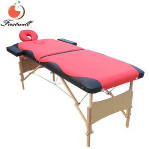 2017 Luxury Thai Beauty Couch Chair Table de Massage Facial