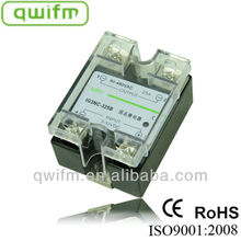 Qwifm montaje tipo monofásico ac solid state relay circuito