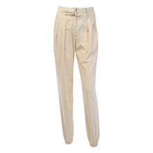MAY48 Explosie modellen casual <span class=keywords><strong>overalls</strong></span> <span class=keywords><strong>vrouwen</strong></span> nieuwe hoge taille riem negen broek <span class=keywords><strong>vrouwen</strong></span>