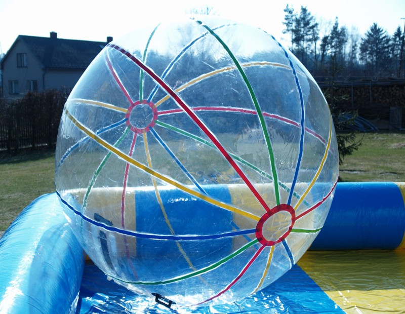 inflatable water ball inflatable water zorb ball pool for sale