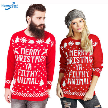 strukturelle Behinderungen herausragende Eigenschaften Original kaufen Merry Christmas Wholesale China Sweater Manufacturer Custom Novelty Animal  Xmas Cricket Jumper Knitted Sweater - Buy Christmas Jumpers,Christmas ...