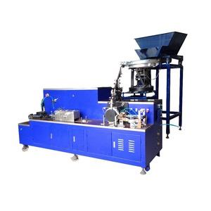 Automatic High Speed Coil Nail Making Machine