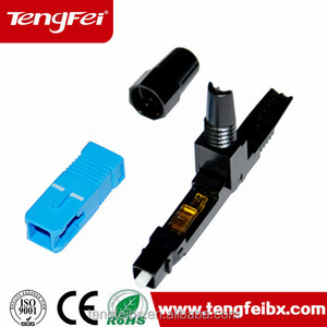 High Qualiity SC/E2000 fast Fiber Optic Connectors