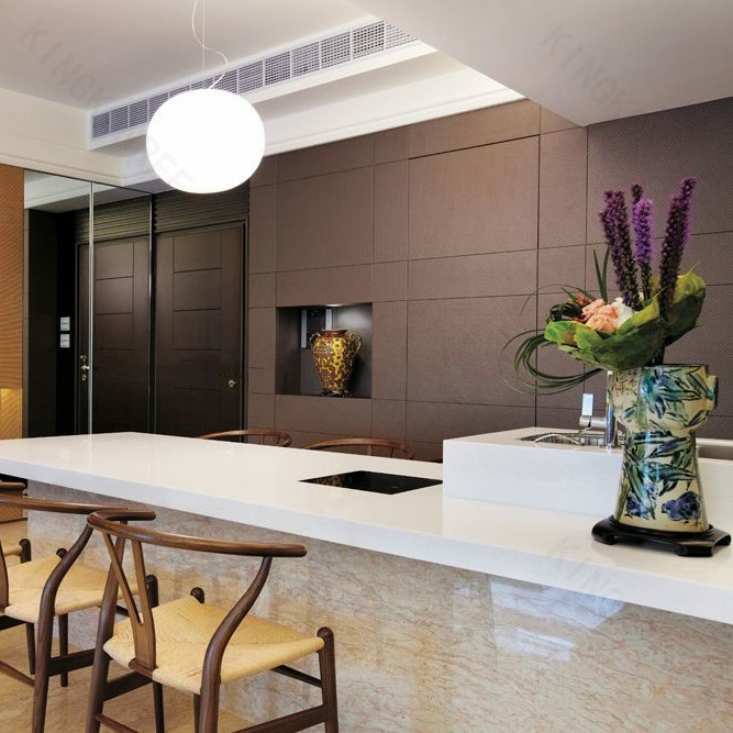 Prefabricated Bathroom Countertops Arabescus White Marble Countertops Antique Brown Granite