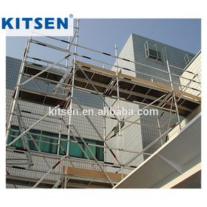Fast Erection Aluminum Ringlock Scaffolding System