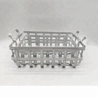 High Quality Solid And Durable Double Ear Wire Metal Storage Basket
