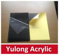 self adhesive sheets plastic photo album cover