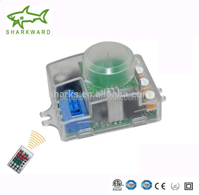 Laser Sharkward Indoor Light Microwave Motion Sensor Led Movement Sensor  Mini Motion Sensor With Remote Control Module Sk603rc - Buy Led Lamp Motion