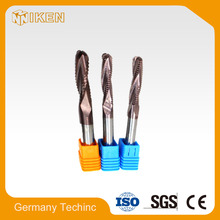 High Performance tungsten solid carbide end mill
