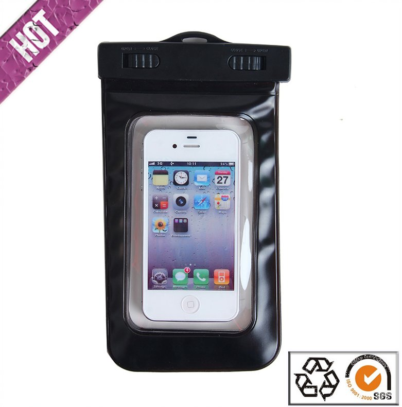 PVC Material and iPhones Compatible Brand Waterproof Mobile Phone Case Cell Phone Accessories