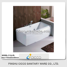 copper dog Freestanding Acrylic Bathtub/Bath Tub Prices with prices