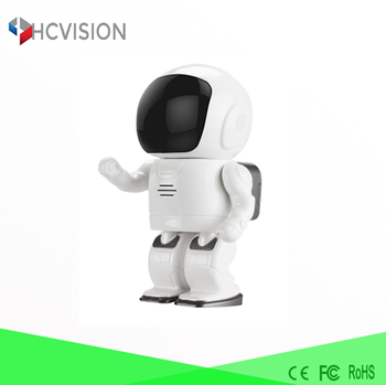 Android App Download Cctv Camera Mini Robot Ptz Video Monitor Wifi Wireless  Ip Cam For Home Security Sd Card Long Time Video Rec - Buy Wifi Video
