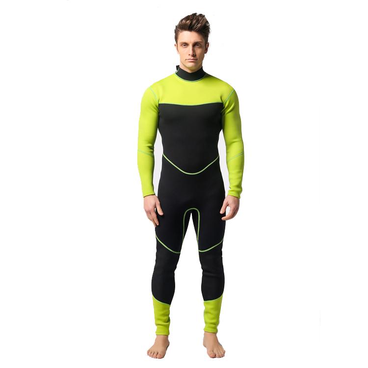 Bright color unisex diving neoprene wetsuit equipment surf neoprene wet suits