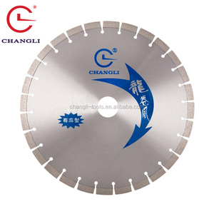 Changli Hot Sale 80mm - 900mm diamond cutting tools blade for stone granite