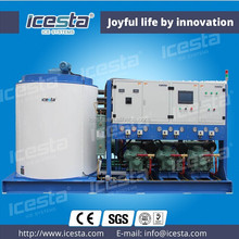 ICESTA Water-cooled machines snow scale ice making machine