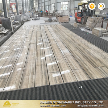 Stonemarkt Italian Silver Grey Travertine Tiles For Flooring And