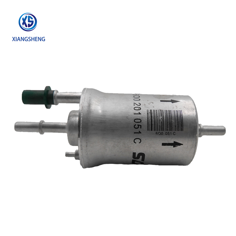 excellent quality Automotive parts types of fuel filter 6Q0201051J for Volkswagen GOLF III Variant TOURAN