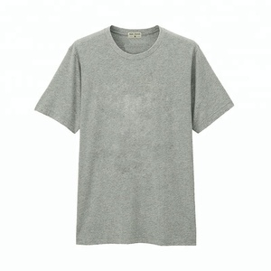 OEM&ODM supima 180 grams cotton t shirt