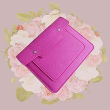 OEM ODM polyester button tablet 9.4inch best laptop carrying case for ipad mini