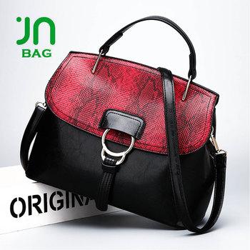 8d7ea54eef1c JIANUO women bags 2018 trendy black red handbags ladies luxury handbag