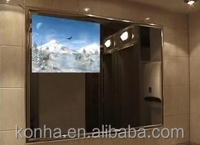 Mirror advertising screen with wifi/LCD Mirror monitor